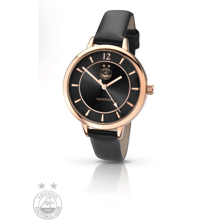 LADIES GOLD PLATED AFC WATCH
