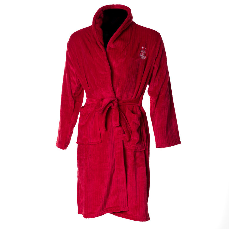 MARS FLEECE ROBE