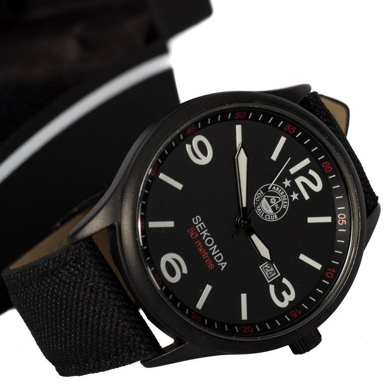 MENS BLACK AFC WATCH