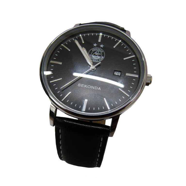 MENS LEATHER AFC WATCH