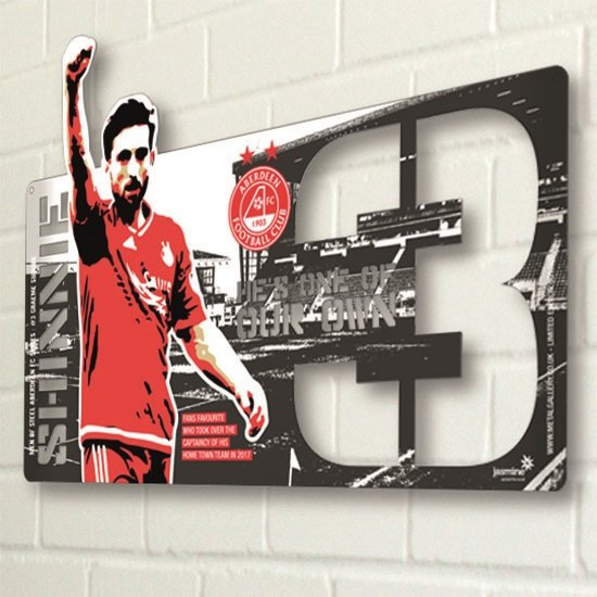 METAL PRINT SHINNIE LIMITED ED