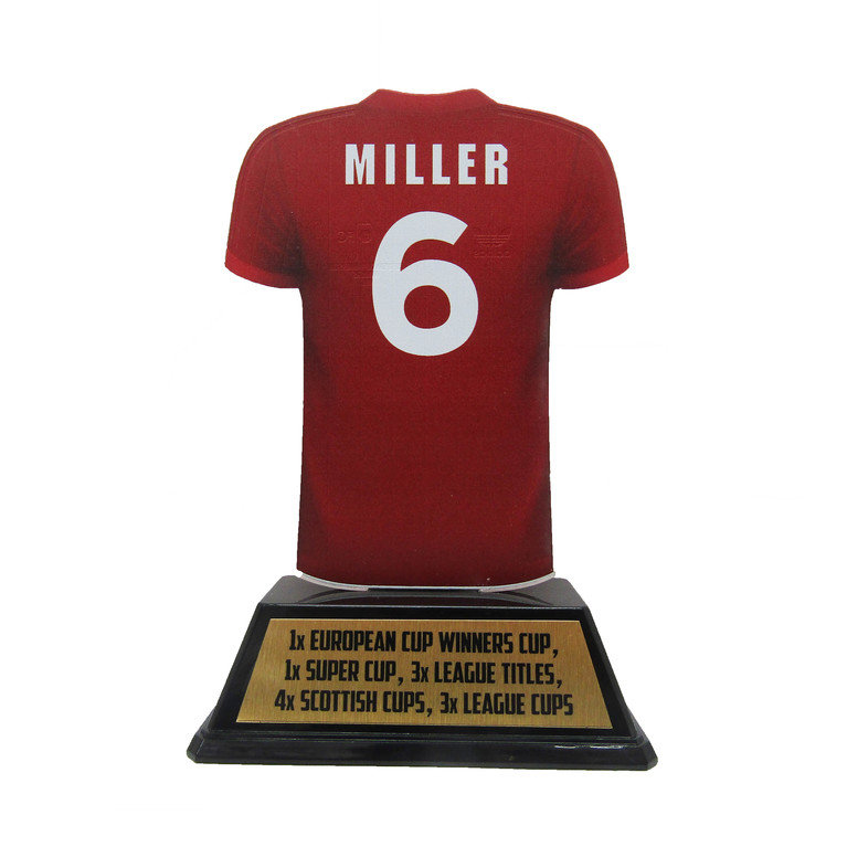 MILLER PLAYER TROPHY