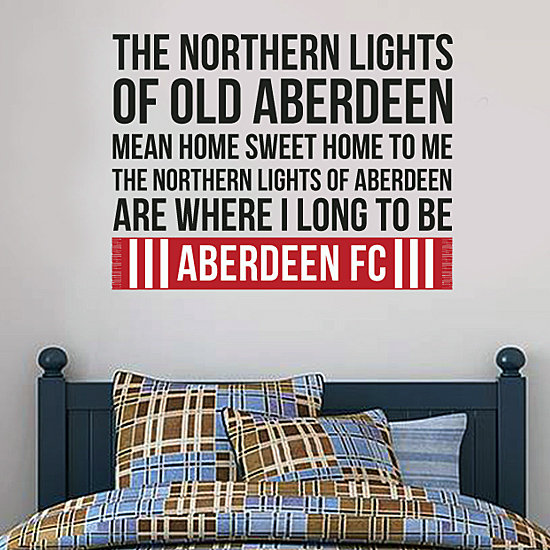 NORTHERN LIGHTS WALL STICKER