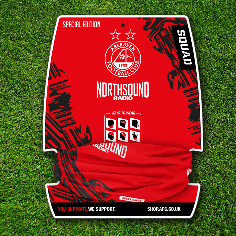 NORTHSOUND SQUAD SCARF
