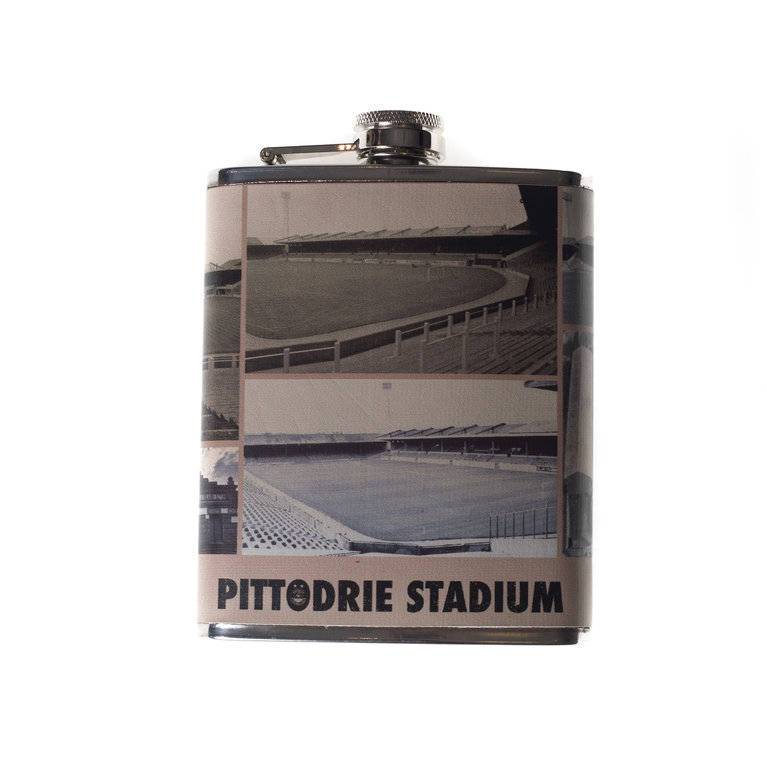 PITTODRIE HIP FLASK