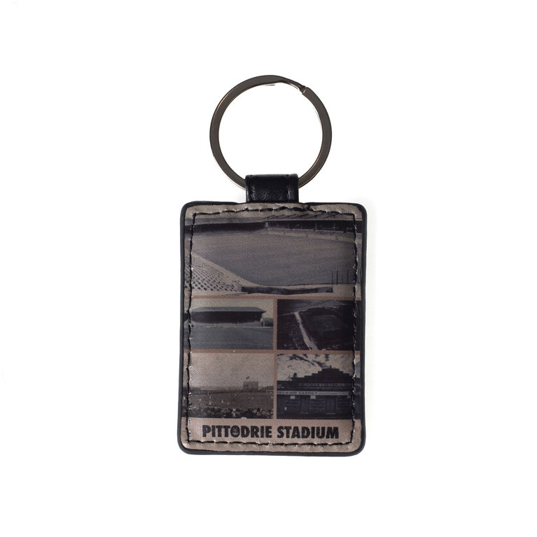 PITTODRIE KEYRING