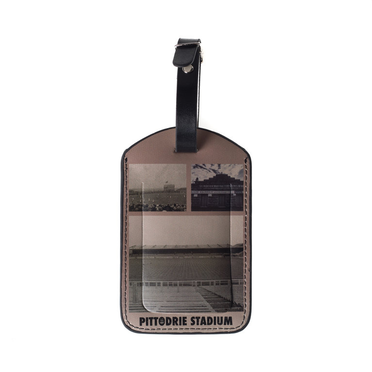 PITTODRIE LUGGAGE TAG