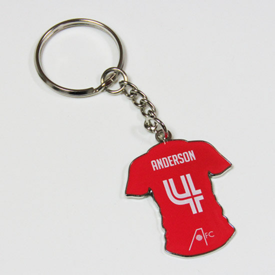 PLAYER KEYRING - ANDERSON