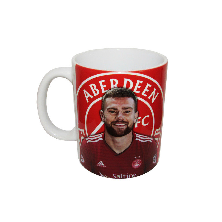 PLAYER MUG DEVLIN