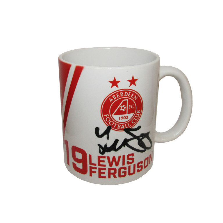 PLAYER MUG FERGUSON