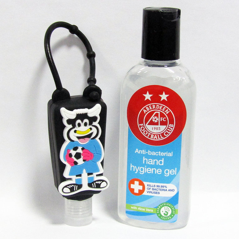 SAFE HANDS ANGUS SANITISER