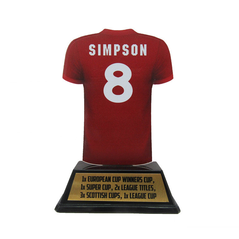 SIMPSON PLAYER TROPHY