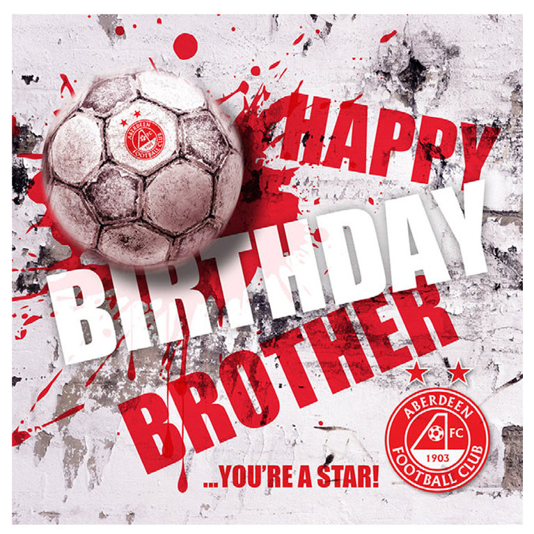 SPLATTER BALL BROTHER BIRTHDAY