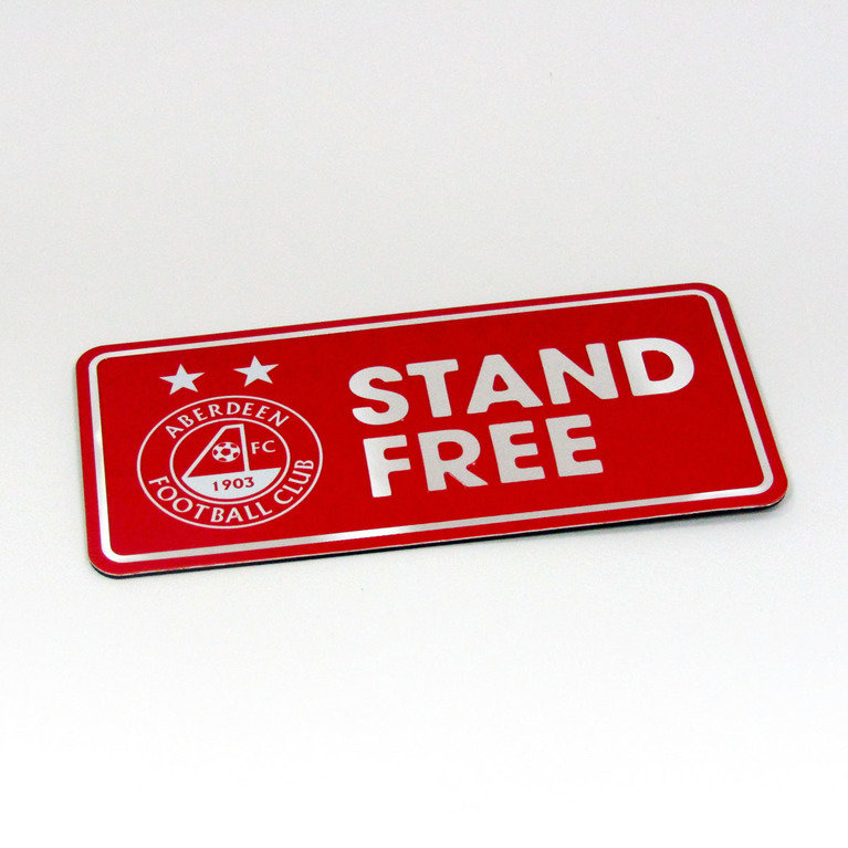 STAND FREE MAGNET