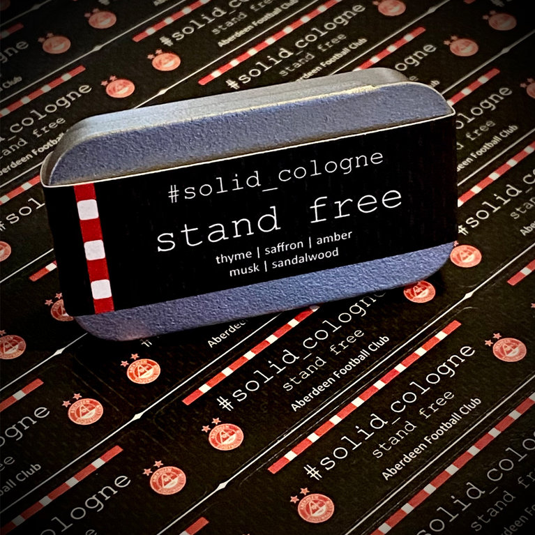 STAND FREE SOLID COLOGNE