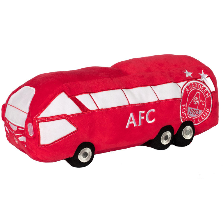 TEAM BUS SOFT TOY