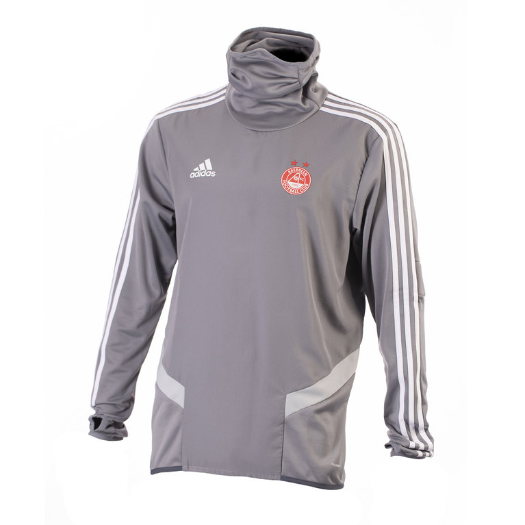 TIRO19 WRM TOP GREY/WHITE