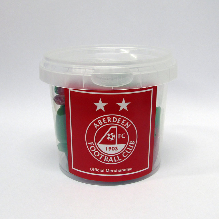 TUB OF STRAWBERRY GUMS