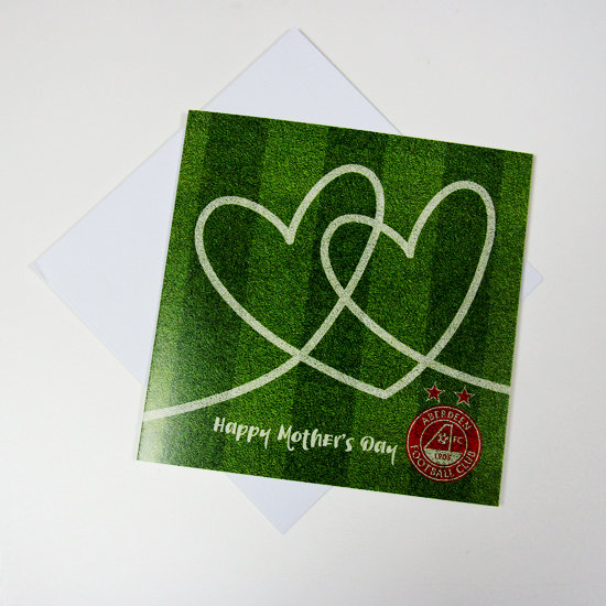 TURF HEARTS MOTHERS DAY CARD