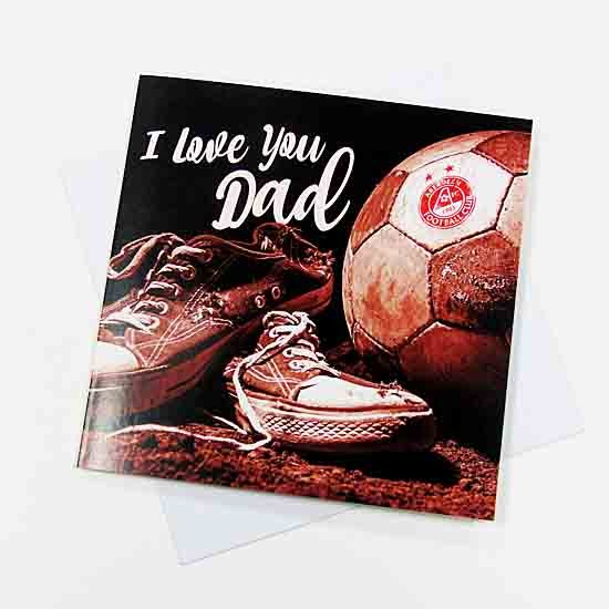 WELL LOVED SNEAKERS DAD CARD