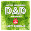 ANOTHER GREAT SEASON DAD CARD Thumbnail