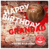 GRANDAD BIRTHDAY GRUNGE CARD Thumbnail