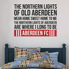 NORTHERN LIGHTS WALL STICKER Thumbnail