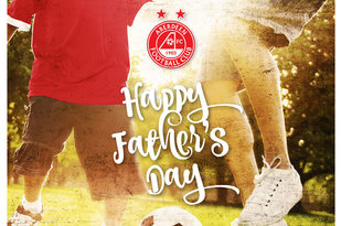 Fathers Day - 21st of June